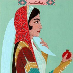 داستان صوتی زال و رودابه – کتاب صوتی عاشقانه از شاهنامه فردوسی