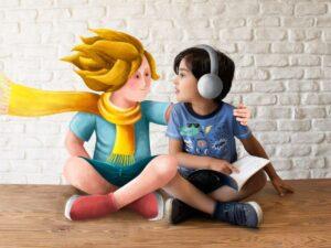 کتاب صوتی قصه های گویا برای کودکان – بخش اول