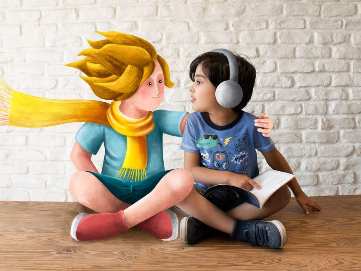 کتاب صوتی قصه های گویا برای کودکان – بخش نهم