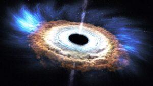 کتاب صوتی سیاهچاله ها: نویسنده: ایزاک آسیموف