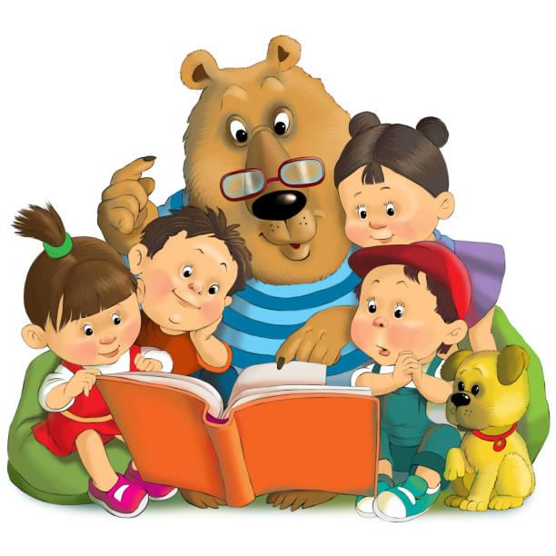 کتاب صوتی قصه های گویا برای کودکان – بخش چهارم