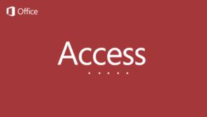 دوره آموزشی نرم افزار Access – بخش دوم