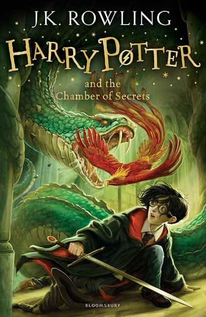 کتاب هری پاتر و تالار اسرار (جی کی رولینگ)